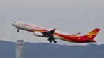 simokさんが、関西国際空港で撮影した香港航空 A330-343Xの航空フォト(写真)