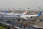 Hiro-hiroさんが、羽田空港で撮影した中国国際航空 747-4J6の航空フォト(写真)