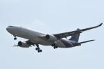kuro2059さんが、台湾桃園国際空港で撮影したタイ国際航空 A330-343Xの航空フォト(写真)