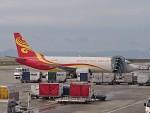 CR51ANさんが、関西国際空港で撮影した金鵬航空 737-36N(SF)の航空フォト(写真)