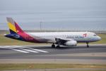 yabyanさんが、中部国際空港で撮影したアシアナ航空 A320-232の航空フォト(飛行機 写真・画像)