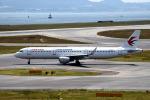 we love kixさんが、関西国際空港で撮影した中国東方航空 A321-211の航空フォト(写真)