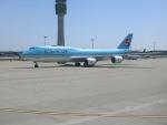 ilv583さんが、仁川国際空港で撮影した大韓航空 747-8B5の航空フォト(写真)