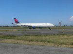 ilv583さんが、レオナルド・ダ・ヴィンチ国際空港で撮影したデルタ航空 A330-323Xの航空フォト(写真)