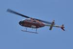 NFファンさんが、厚木飛行場で撮影した新日本ヘリコプター 206L-3 LongRanger IIIの航空フォト(写真)