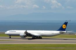 yabyanさんが、中部国際空港で撮影したルフトハンザドイツ航空 A340-642の航空フォト(飛行機 写真・画像)