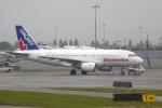 senyoさんが、バンクーバー国際空港で撮影したスカイサービス・エアラインズ A319-112の航空フォト(写真)