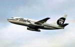 ハミングバードさんが、シアトル タコマ国際空港で撮影したアラスカ航空 737-290C/Advの航空フォト(写真)