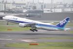 TG36Aさんが、羽田空港で撮影した全日空 777-281/ERの航空フォト(写真)