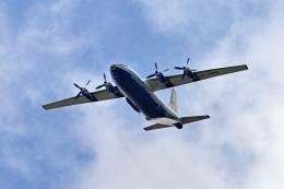 flytaka78さんが、成田国際空港で撮影したモーター・シッチ・エアラインズ An-12BKの航空フォト(飛行機 写真・画像)