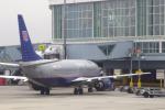 senyoさんが、バンクーバー国際空港で撮影したユナイテッド航空 737-322の航空フォト(写真)