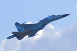 ちゃぽんさんが、ジュコーフスキー空港で撮影したロシア空軍 Su-34の航空フォト(飛行機 写真・画像)