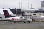 senyoさんが、バンクーバー国際空港で撮影したエア・カナダ ジャズ DHC-8-102 Dash 8の航空フォト(写真)