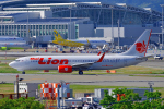 HISAHIさんが、福岡空港で撮影したタイ・ライオン・エア 737-8GPの航空フォト(写真)