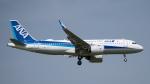udaさんが、成田国際空港で撮影した全日空 A320-271Nの航空フォト(写真)