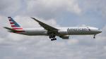 udaさんが、成田国際空港で撮影したアメリカン航空 777-323/ERの航空フォト(飛行機 写真・画像)
