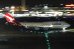 Hide.Oさんが、羽田空港で撮影したカンタス航空 747-438の航空フォト(飛行機 写真・画像)