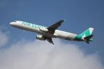 OMAさんが、成田国際空港で撮影したエアソウル A321-231の航空フォト(飛行機 写真・画像)