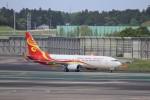 KAZFLYERさんが、成田国際空港で撮影した海南航空 737-86Nの航空フォト(写真)