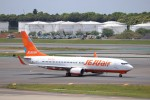 KAZFLYERさんが、成田国際空港で撮影したチェジュ航空 737-86Nの航空フォト(飛行機 写真・画像)