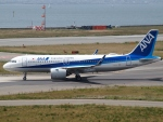 CR51ANさんが、関西国際空港で撮影した全日空 A320-271Nの航空フォト(写真)