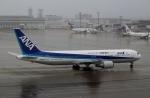 ハピネスさんが、中部国際空港で撮影した全日空 767-381の航空フォト(写真)