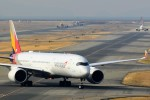 HNANA787さんが、関西国際空港で撮影したアシアナ航空 A350-941XWBの航空フォト(写真)