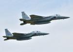 じーく。さんが、新田原基地で撮影した航空自衛隊 F-15J Eagleの航空フォト(写真)