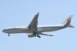 kuro2059さんが、台湾桃園国際空港で撮影した中国国際航空 A330-343Xの航空フォト(写真)