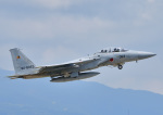 じーく。さんが、新田原基地で撮影した航空自衛隊 F-15DJ Eagleの航空フォト(飛行機 写真・画像)