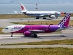 CR51ANさんが、関西国際空港で撮影したピーチ A320-214の航空フォト(写真)