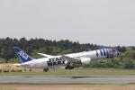 ツンさんが、成田国際空港で撮影した全日空 787-9の航空フォト(写真)