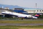 おみずさんが、松山空港で撮影したアイベックスエアラインズ CL-600-2C10 Regional Jet CRJ-702の航空フォト(写真)