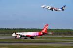 hidetsuguさんが、新千歳空港で撮影したタイ・エアアジア・エックス A330-343Xの航空フォト(写真)