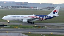 誘喜さんが、クアラルンプール国際空港で撮影したマレーシア航空 A330-223の航空フォト(飛行機 写真・画像)