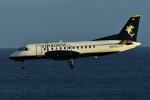 nobu2000さんが、プリンセス・ジュリアナ国際空港で撮影したシーボーン・エアラインズ 340Bの航空フォト(写真)