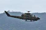ワイエスさんが、鹿屋航空基地で撮影した陸上自衛隊 AH-1Sの航空フォト(写真)