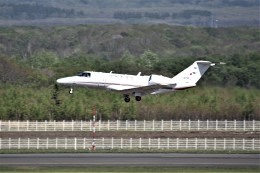 kumagorouさんが、新千歳空港で撮影した国土交通省 航空局 525C Citation CJ4の航空フォト(写真)