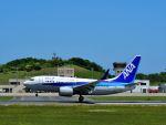 ナナオさんが、石見空港で撮影した全日空 737-781の航空フォト(写真)