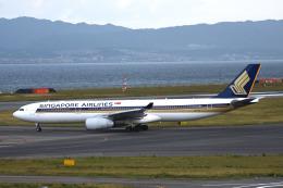 we love kixさんが、関西国際空港で撮影したシンガポール航空 A330-343Xの航空フォト(飛行機 写真・画像)