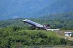 ヒロジーさんが、広島空港で撮影したアイベックスエアラインズ CL-600-2C10 Regional Jet CRJ-702ERの航空フォト(写真)