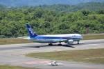ヒロジーさんが、広島空港で撮影した全日空 767-381/ERの航空フォト(写真)