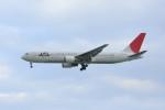 kumagorouさんが、那覇空港で撮影した日本航空 767-346の航空フォト(写真)