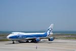 binmeiさんが、北九州空港で撮影したエアブリッジ・カーゴ・エアラインズ 747-4KZF/SCDの航空フォト(写真)