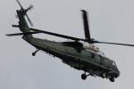 少年さんが、厚木飛行場で撮影したアメリカ海兵隊 VH-60N White Hawk (S-70A)の航空フォト(写真)
