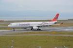 まこやんさんが、関西国際空港で撮影したトランスアジア航空 A330-343Xの航空フォト(写真)