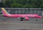 雲霧さんが、成田国際空港で撮影したフジドリームエアラインズ ERJ-170-200 (ERJ-175STD)の航空フォト(写真)