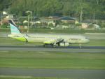 commet7575さんが、福岡空港で撮影したエアプサン A321-200の航空フォト(写真)