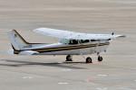 Dojalanaさんが、函館空港で撮影した日本個人所有 172P Skyhawk IIの航空フォト(飛行機 写真・画像)