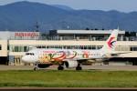 HNANA787さんが、花巻空港で撮影した中国東方航空 A320-214の航空フォト(写真)